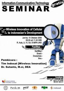 Seminar ICT